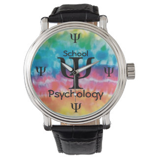Psych Time Wrist Watch