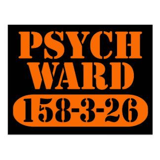 Psych Ward Postcard