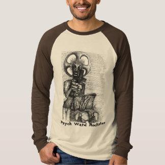 """Psych Ward Rockstar: """"exorcismGwen"""" T-Shirt"""