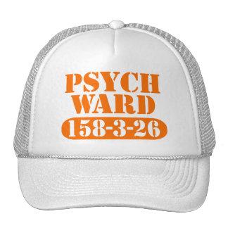 Psych Ward Trucker Hat