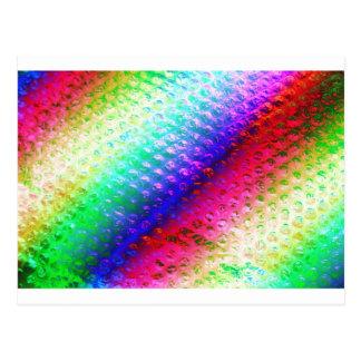 Psychadelia de Bubblewrap Tarjetas Postales
