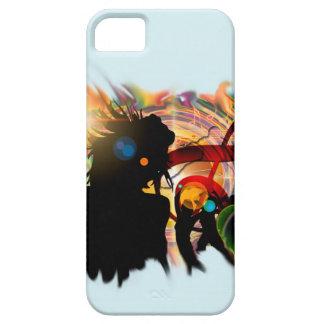 Psychadelic Dance iPhone SE/5/5s Case