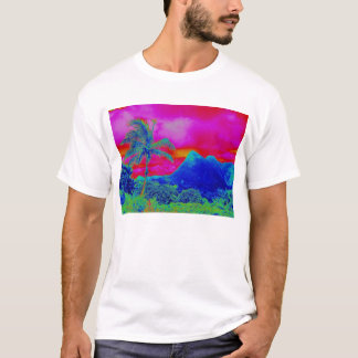 Psychadelic St Lucia T-Shirt