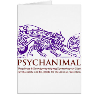 psychanimal tarjetas