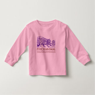 psychanimal toddler t-shirt