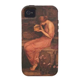 Psyche by John William Waterhouse Pre Raphaelite Vibe iPhone 4 Covers