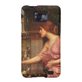 Psyche Entering Cupid's Garden by Waterhouse Galaxy SII Cover