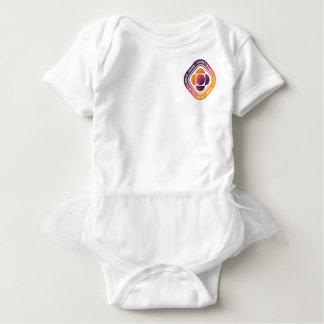 Psyche Mission Baby Tutu Bodysuit