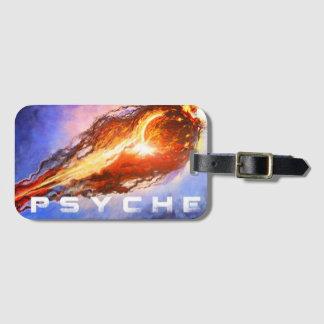 Psyche Mission CSR Luggage Tag