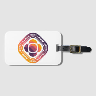 Psyche Mission Luggage Tag