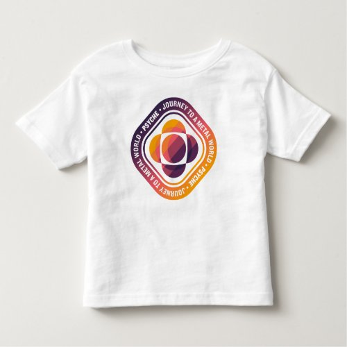 Psyche Mission Toddler T_Shirt