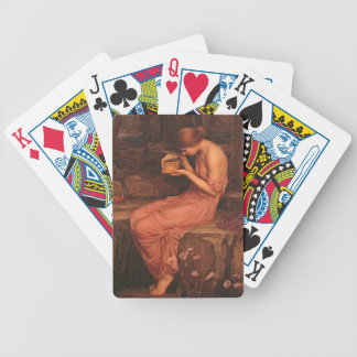 Psyche Pre-Raphaelite Playing Cards