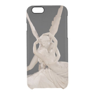 Psyche Revived by the Kiss of Cupid 1787-93 Clear iPhone 6/6S Case