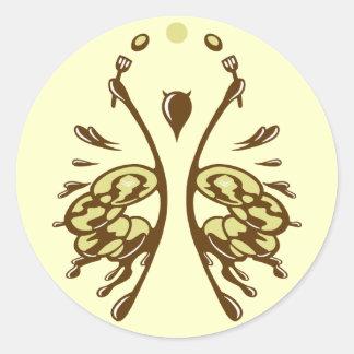 Psyche Sticker