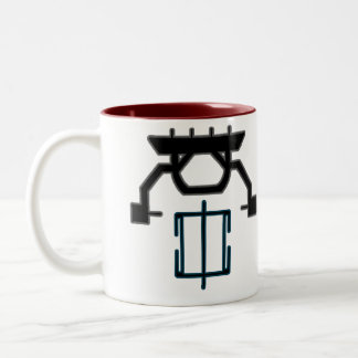 Psyche Switch Two-Tone Coffee Mug