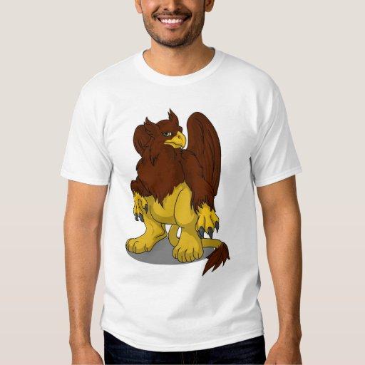 Psyche Tamer Brown Winja Shirt