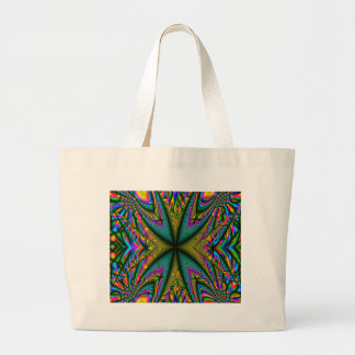 Psychedelia 1 tote bags