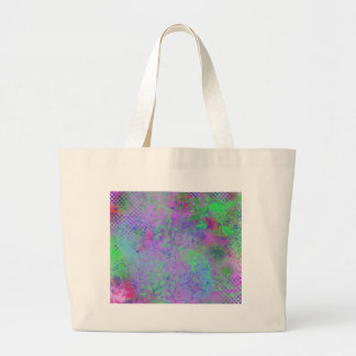Psychedelia Canvas Bag