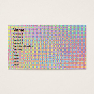 Psychedelia Business Card I