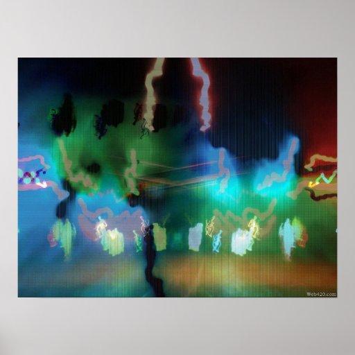psychedelia impresiones