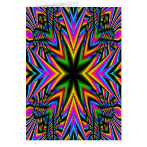 Psychedelia - Take a Little Trip Card