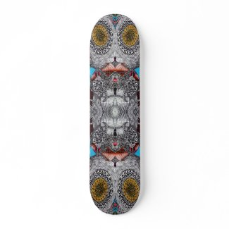 PSYCHEDELIC 2 skateboard