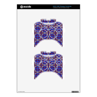 psychedelic #3 xbox 360 controller skin
