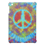 Psychedelic Abstract Art Peace Sign iPad Mini Covers