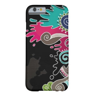 Psychedelic Abstract Colored iPhone 6 Case