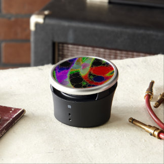 Psychedelic Abstract Speaker