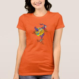 Psychedelic Acid Bear T-Shirt