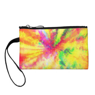 Psychedelic Art School Coin Purse