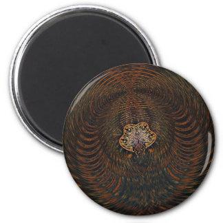 Psychedelic Atom Magnet