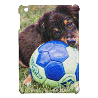 Psychedelic Australian Shepherd Cover For The iPad Mini