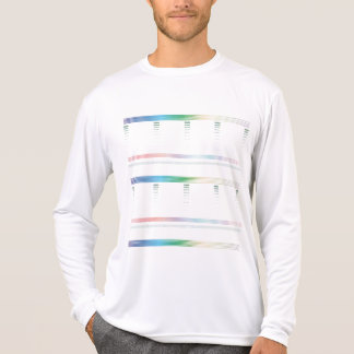 psychedelic background shirt