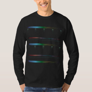 psychedelic background T-Shirt