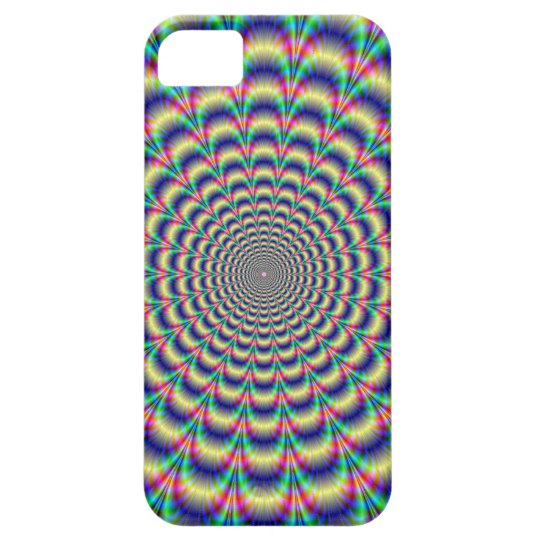 Psychedelic Beat iPhone SE/5/5s Case