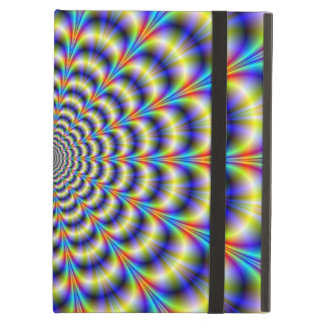 Psychedelic Beat Revisited iPad Case