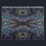 """Psychedelic Blist Calendar<br><div class=""""desc"""">Plant Nature Color Life</div>"""