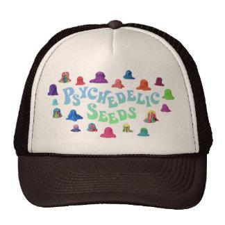 Psychedelic Blobs by Bex Ilsley (trucker hat) Trucker Hat