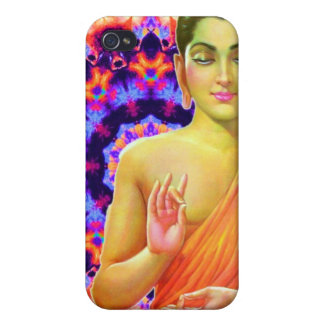 Psychedelic Buddha iPhone 4/4S Case