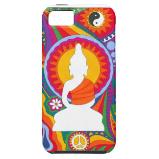 Psychedelic Buddha iPhone SE/5/5s Case