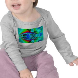 psychedelic bug Infant T-Shirt
