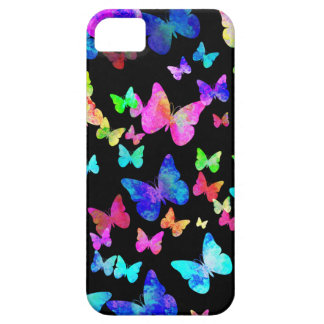 Psychedelic Butterflies iPhone SE/5/5s Case