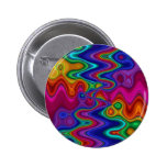 Psychedelic Button