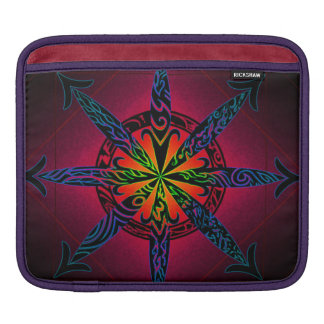 Psychedelic Chaos - Choose Your Color! Sleeve For iPads