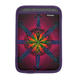 Psychedelic Chaos Sleeve For iPad Mini