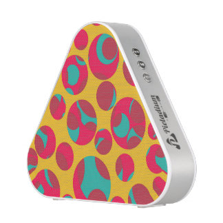 Psychedelic cheese speaker