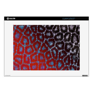 "Psychedelic Cheetah Abstract Pattern Skins For 15"" Laptops"