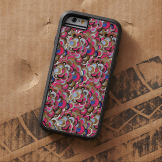 Psychedelic Circles iPhone 6 Case